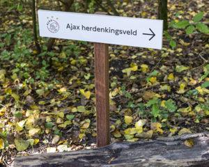 Ajax verstrooiveld amsterdam westgaarde 2